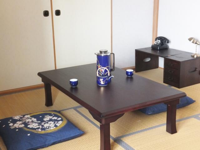 昭和のポット